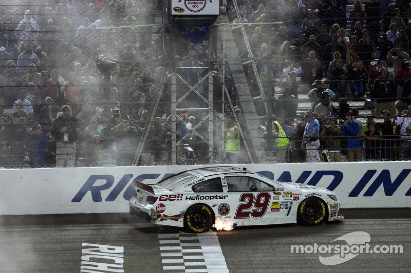 2013, Richmond 1: Kevin Harvick (Childress-Chevrolet)