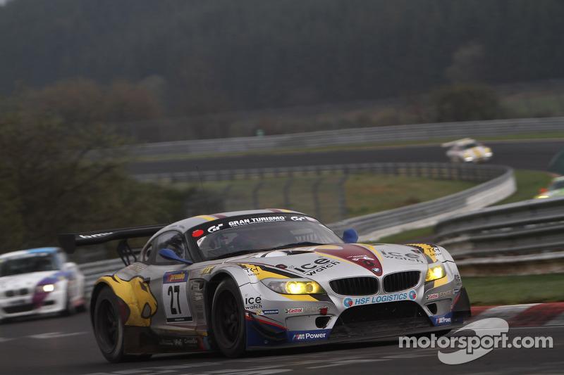 Bas Leinders, Richard Göransson, BMW Sports Trophy Team Marc VDS, BMW Z4 GT3