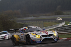 Bas Leinders, Richard Göransson, BMW Sports Trophy Team Marc VDS, BMW Z4 GT3