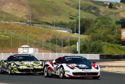#9 Ferrari of Long Island 458TP: Alfred Caiola