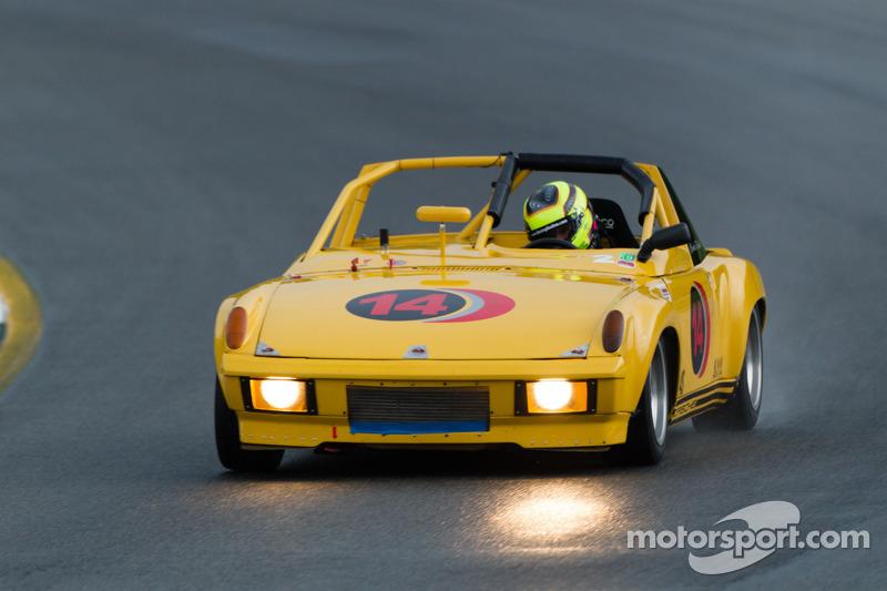 Charles Rayhall, Porsche 914/6