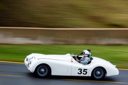 Miles Whitlock, Jaguar XK120