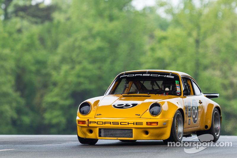 Charles O'Brien III, Porsche 911 RSR
