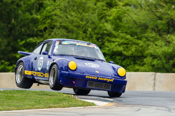 Fritz Seidel, Porsche 911 IROC