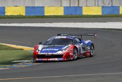 #27 Sport Garage Ferrari 458 Italia: Жак Вильнёв, Эрик Кэроль