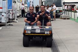 Dominik Greiner, Teambaas, Wiechers-Sport