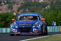 Fredy Barth, BMW E90 320 TC, Wiechers-Sport