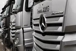 Camiones de Mercedes