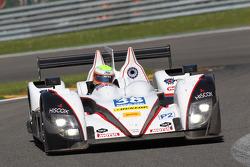 #38 Jota, Zytek Z11SN - Nissan: Simon Dolan, Oliver Turvey