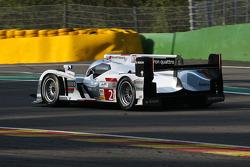 #2 Audi Sport Team Joest Audi R18 e-tron quattro Hybrid: Tom Kristensen, Loic Duval, Allan McNish