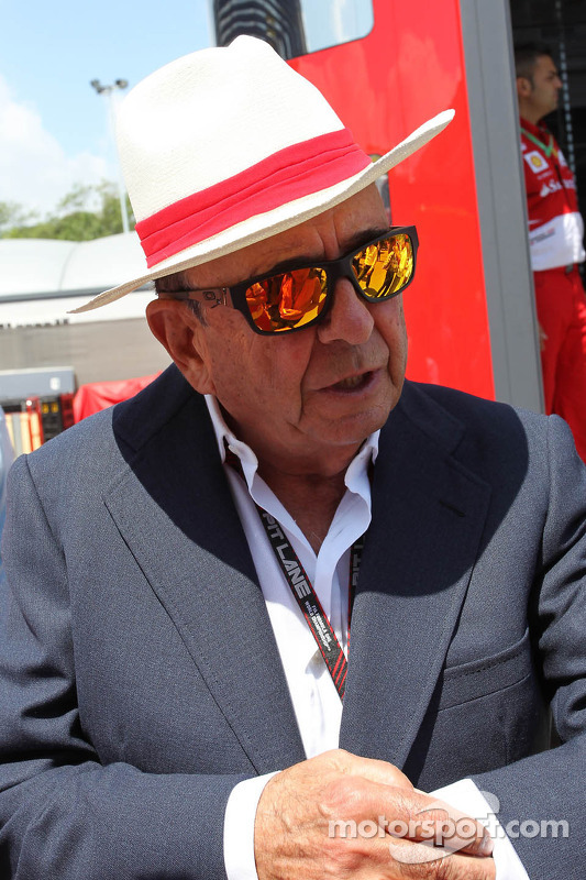 Emilio Botin, Presidente do Santander