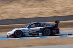#48 Paul Miller Racing Porsche 911 GT3 RSR: Bryce Miller, Marco Holzer