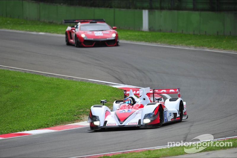 #3 Greaves Motorsport ZYTEK Z11SN Nissan: David Heinemeier Hansson, Tom Kimber-Smith