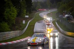 #54 Black Falcon Porsche 911 GT3 Cup (SP7): Burkhard Kaiser, Willi Friedrichs, Christian von Rieff, Christian Raubach