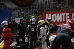Crash, Alexander Rossi