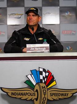 Coach Jim Harbaugh