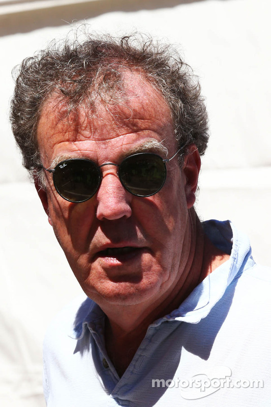 Jeremy Clarkson, Top Gear TV Presenter