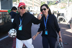 Luiz Antonio Massa, padre de Felipe Massa, Ferrari