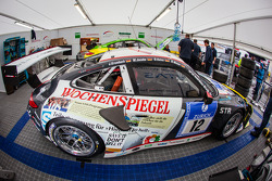 #12 Wochenspiegel Team Manthey Porsche 911 GT3 RSR (SP7)