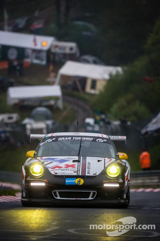 #51 Rheydter Club für Motorsport Porsche 997 GT3 Cup (SP7): Sergio Negroni, Alessandro Cremascoli, Massimo Colnago, Andrea Sapino