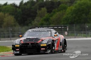 #23 JRM Nissan GT-R Nismo GT3: Humaid Al Masaood, Charles Bateman, Matt Bell