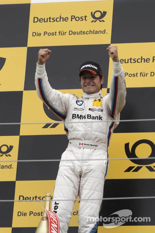 Vencedor Bruno Spengler, BMW Team Schnitzer BMW M3 DTM