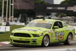 Brad Adams, Ford Mustang Boss 302 S