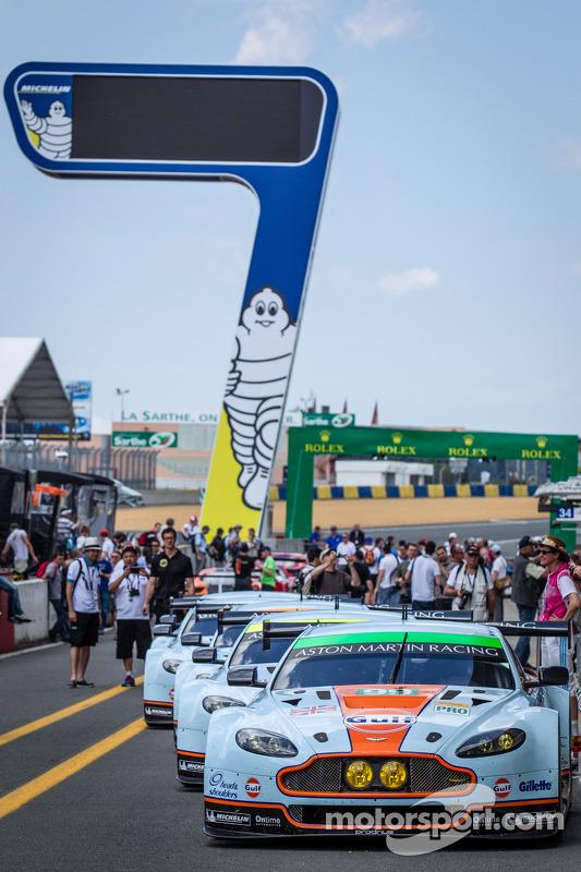 Carros da Aston Martin Racing, Aston Martin Vantage GTE