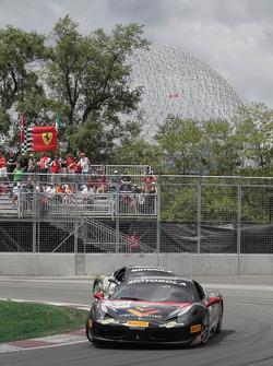 #42 Ferrari 458: Kirk Brown