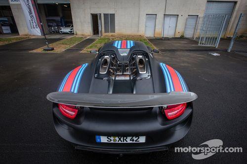 Le Mans juni privétest