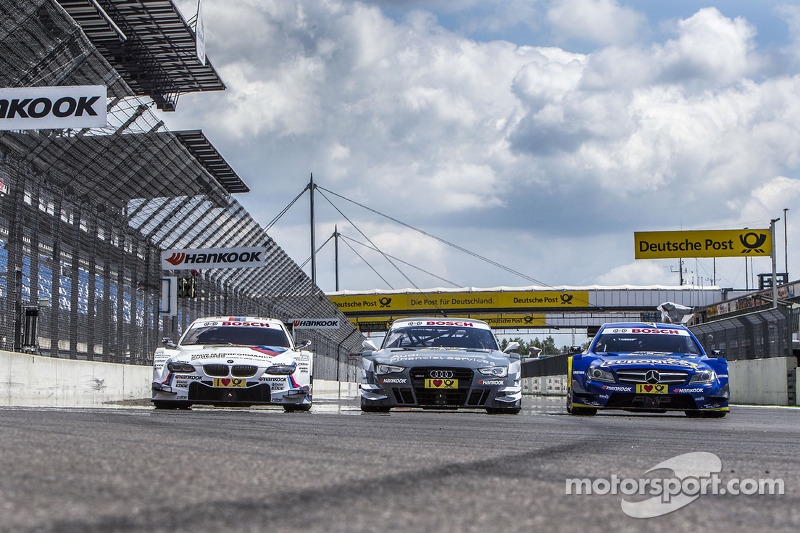 BMW M3 DTM, Audi RS 5 DTM, DTM Mercedes AMG C-Coupe
