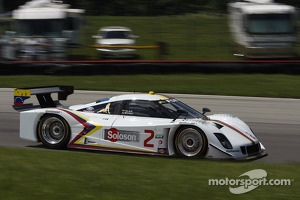 #2 Starworks Motorsport Ford/Riley: Ryan Dalziel, Alex Popow