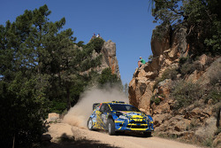 Per-Gunnar Andersson, Anders Fredriksson, Ford Fiesta WRC