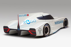 Nissan ZEOD studio shoot