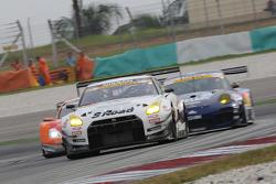#3 Nddp Racing Nissian GT-R Nismo GT3: Kazuki Hoshino, Daiki Sasaki