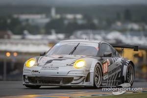 #88 Proton Competition Porsche 911 GT3-RSR: Christian Ried, Gianluca Roda, Paolo Ruberti
