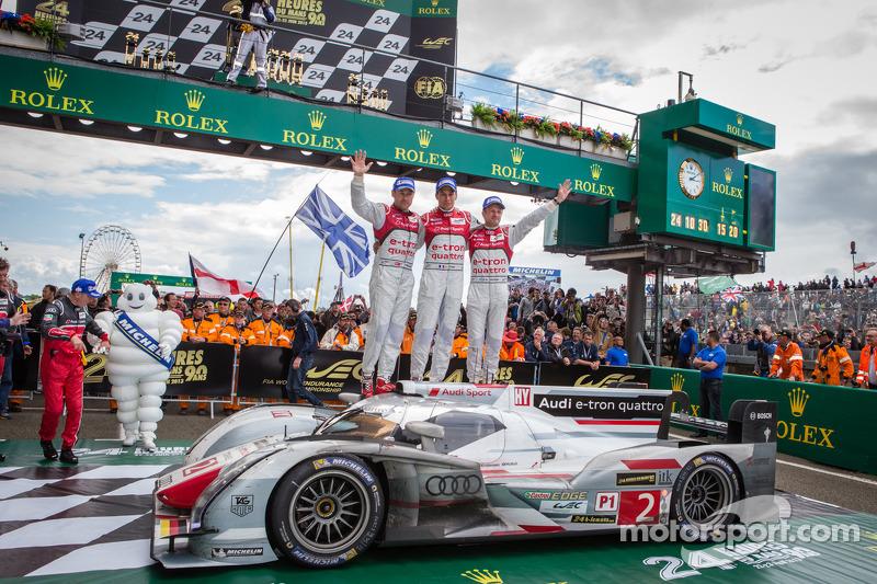 Tom Kristensen, 24 Horas de Le Mans (9x: 1997, 2000-2005, 2008, 2013)