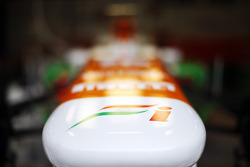 Sahara Force India F1 VJM06 nosecone