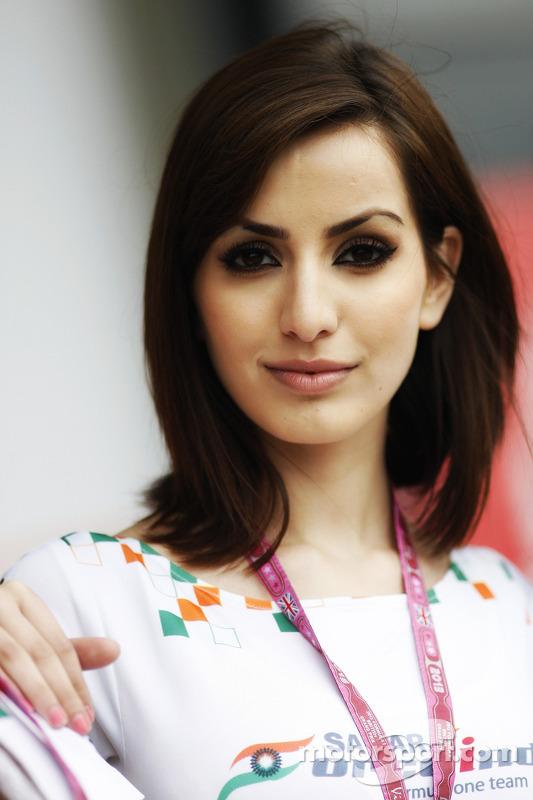 Sahara Force India F1 Team Speed Diva