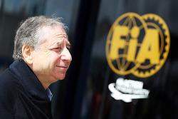 让•托德,FIA主席
