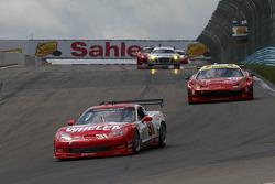 #31 Marsh Racing Whelen Engineering Chevrolet Corvette: Eric Curran, Boris Said