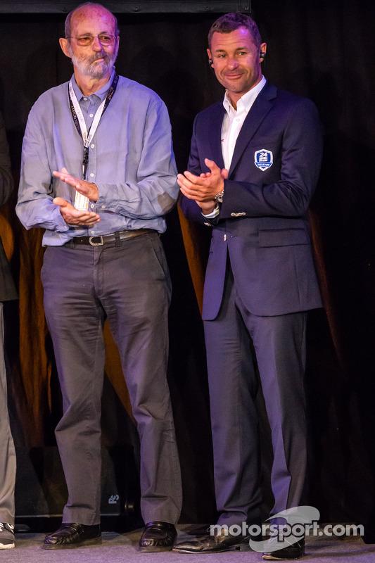 Henri Pescarolo e Tom Kristensen