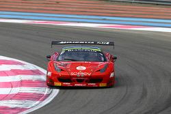 #20 SOFREV APS: Jean-Luc Blanchemain, Jean-Luc Beaubelique, Patrice Goueslard, Ferrari 458 Italia