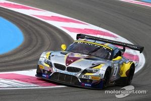 #3 Marc VDS Racing Team: Bas Leinders, Yelmer Buurman, Maxime Martin, BMW Z4