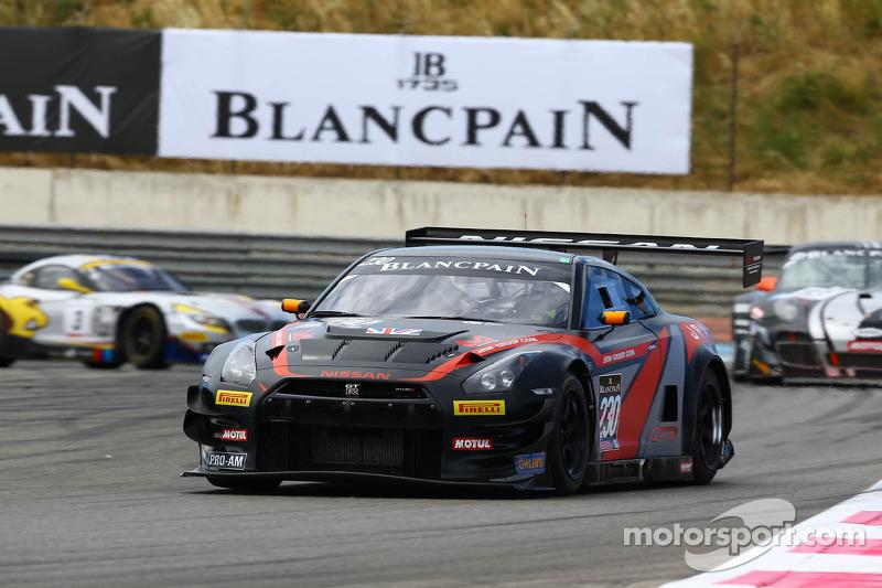 230 JRM: Humaid Al Masaood UAE Charles Bateman, Matt Bell, Nissan GT-R Nismo GT3