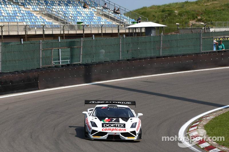 #7 Rodrive Competiçoes Ford GT: Matheus Stumpf, Patrick Cunha