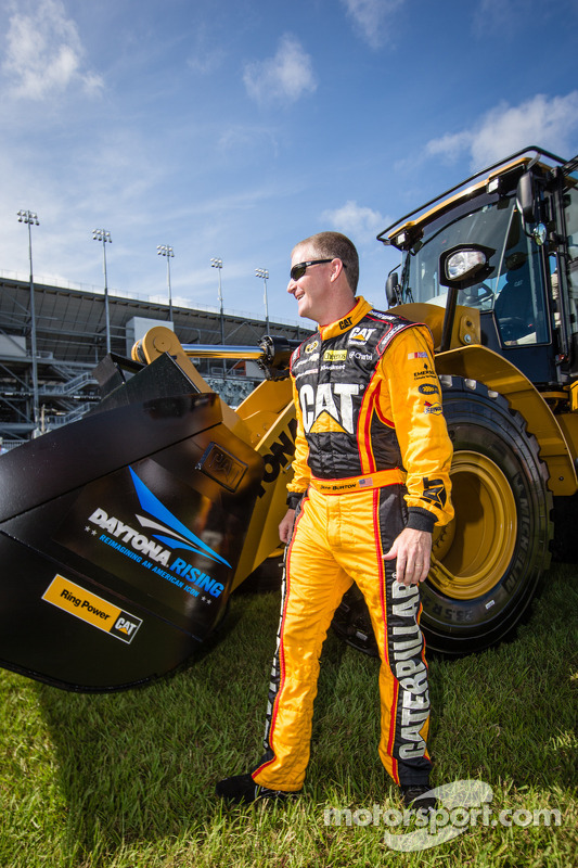 Daytona Rising Event: Jeff Burton, Richard Childress Racing Chevrolet