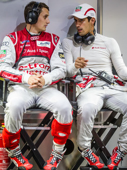 Oliver Jarvis and Lucas di Grassi