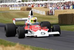 Sergio Perez, McLaren-Cosworth M23
