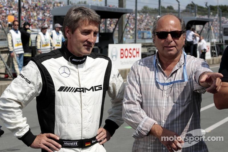 Bernd Schneider, en Klaus Ludwig, Touring Car-legendes